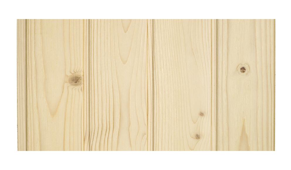 Friso abeto r stico blanco frisodec for Friso madera blanco